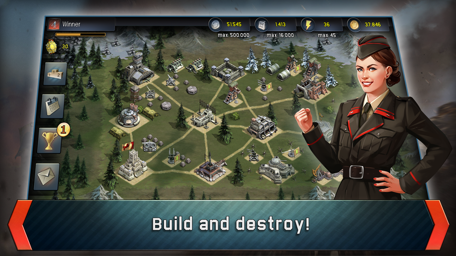 War Conflict Screenshot 0
