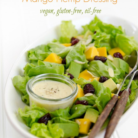 Mango-Hemp Dressing
