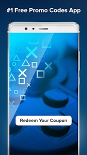 App Free Gift Cards for PSN APK for Kindle