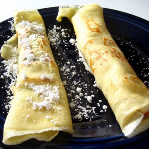 Basic Crepe Batter