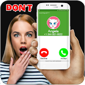 Download Full Don't Call Talking Angelina 1.0 APK