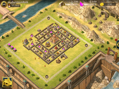 Game YuddhBhoomi: the epic war land apk for kindle fire