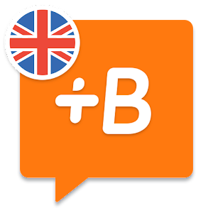 Learn English with Babbel Icon