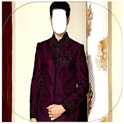 Sherwani Styles Photo Frames 2018 (app)
