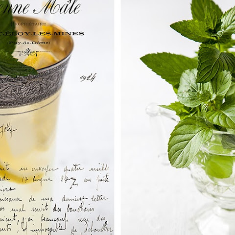 Minted Lemon Limeade