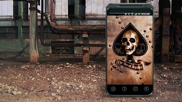 Screenshot of Steampunk Live Wallpaper