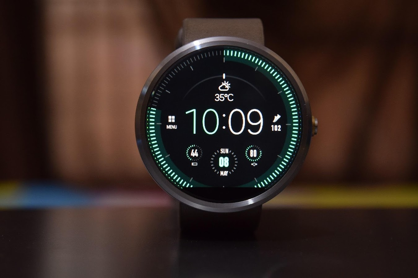 Minimus Interactive Watch Face Screenshot 12
