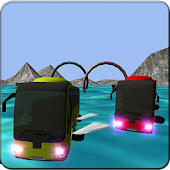 Game super bus water surfer APK for Windows Phone