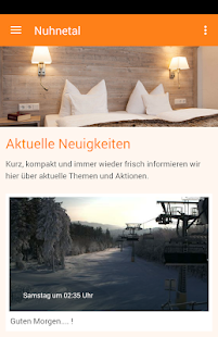 Hotel Nuhnetal Winterberg - screenshot