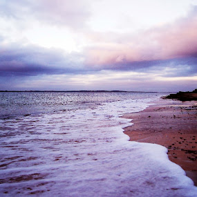 Twilight, Phillip Island by Sassine El Nabbout - Landscapes Waterscapes ( sama cretions )
