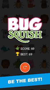 Bug Squish Screenshot