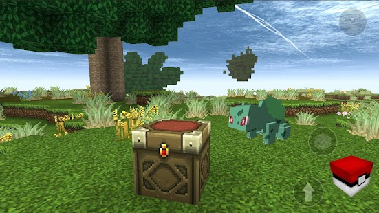 pixel pixelmon: pockecraft 2 - screenshot