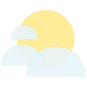 Fancy Weather Icon for Chronus