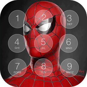 Spidey Lock Screen For PC
