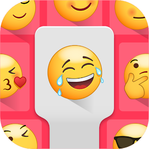 Up your emoji game - perfect emoji predictions based on what you've just typed APK Icon
