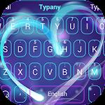 Bubble Love Keyboard Theme Icon