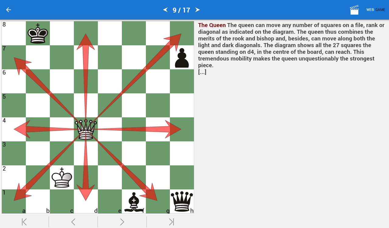 Chess: From Beginner to Club Screenshot 8