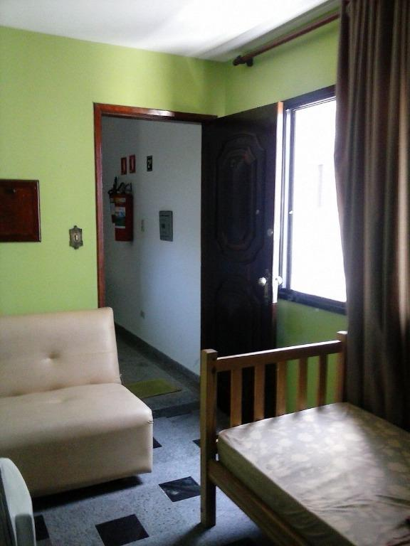 Apto 1 Dorm, Cidade Ocian, Praia Grande (AP14425)