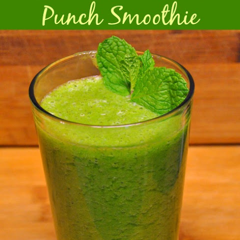 healthy fruit punch papaya fruit