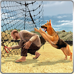 Border Cross Police Dog Duty 1.3 Apk
