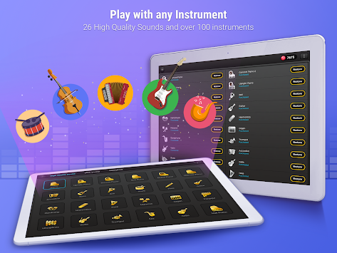 Piano + APK screenshot thumbnail 10