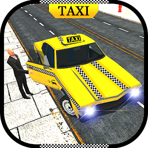 City Taxi Driver Crazy Rush 3D 1.1