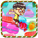 Candy Run – Endless Runner Game