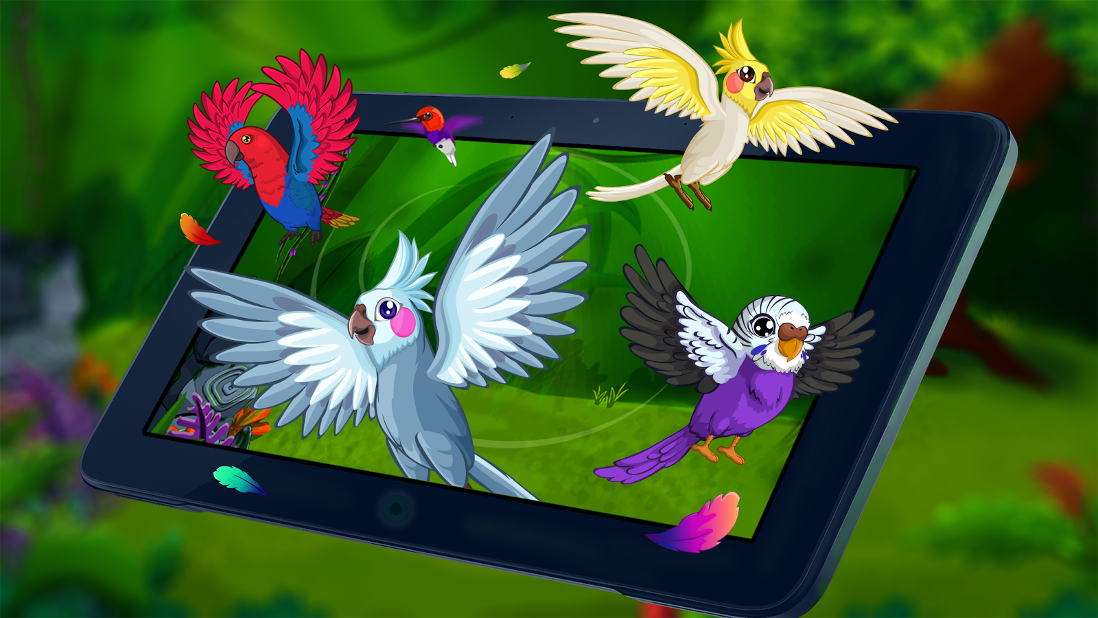 Bird Land Paradise Screenshot 13