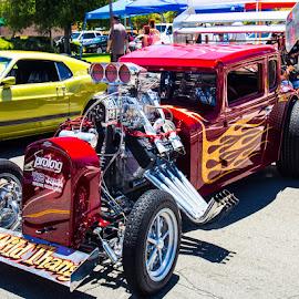 WildThang image by Rich Gill by Rich Gill - Transportation Automobiles ( rich amen gill, canon t5i, california, san dimas, car show, hot rod, custom car, rich gill,  )
