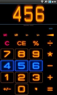 Calculator with Percentage (Free)