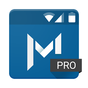 Material Status Bar Pro APK Cracked Download