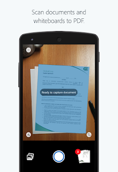Adobe Acrobat Reader APK screenshot thumbnail 3
