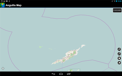 Offline Anguilla Map - screenshot