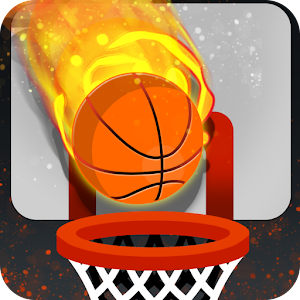 Dunk Hit Basketball Online PC (Windows / MAC)