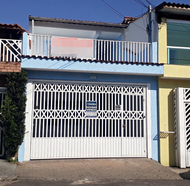 Sobrado Parque Novo Oratório Santo André