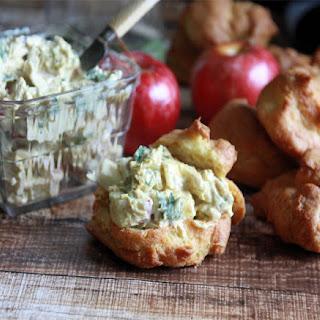 Chicken Salad Puffs Recipes