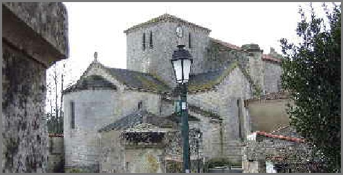photo de Eglise d'Angles (Notre Dame de l'Assomption)