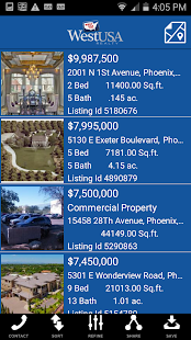 West USA Realty - screenshot