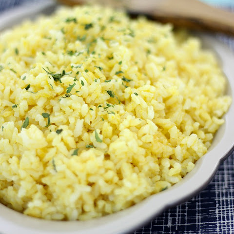 Savory Citrus Infused Rice