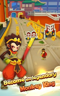 Monkey King Escape APK for Ubuntu