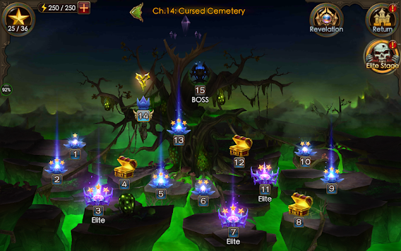 Legacy of Discord-FuriousWings apk screenshot