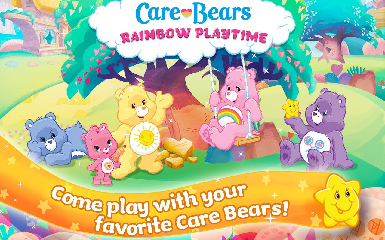 Care Bears Rainbow Playtime Screenshot