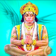 Lord Hanuman Ashtakam