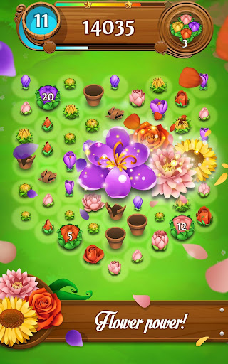 Blossom Blast Saga screenshot 9