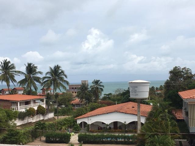 Apto 1 dorm, uma quadra do mar e 1 quadra do centro de Jacumã