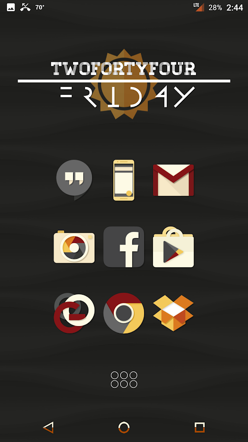 Saturate - Free Icon Pack Screenshot 5