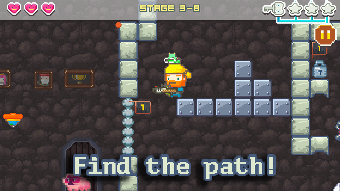 Brave Rascals Screenshot 1