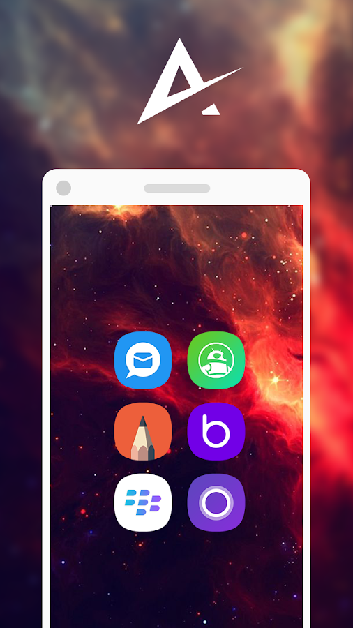 Aspire UX S8 - Icon Pack Screenshot 1