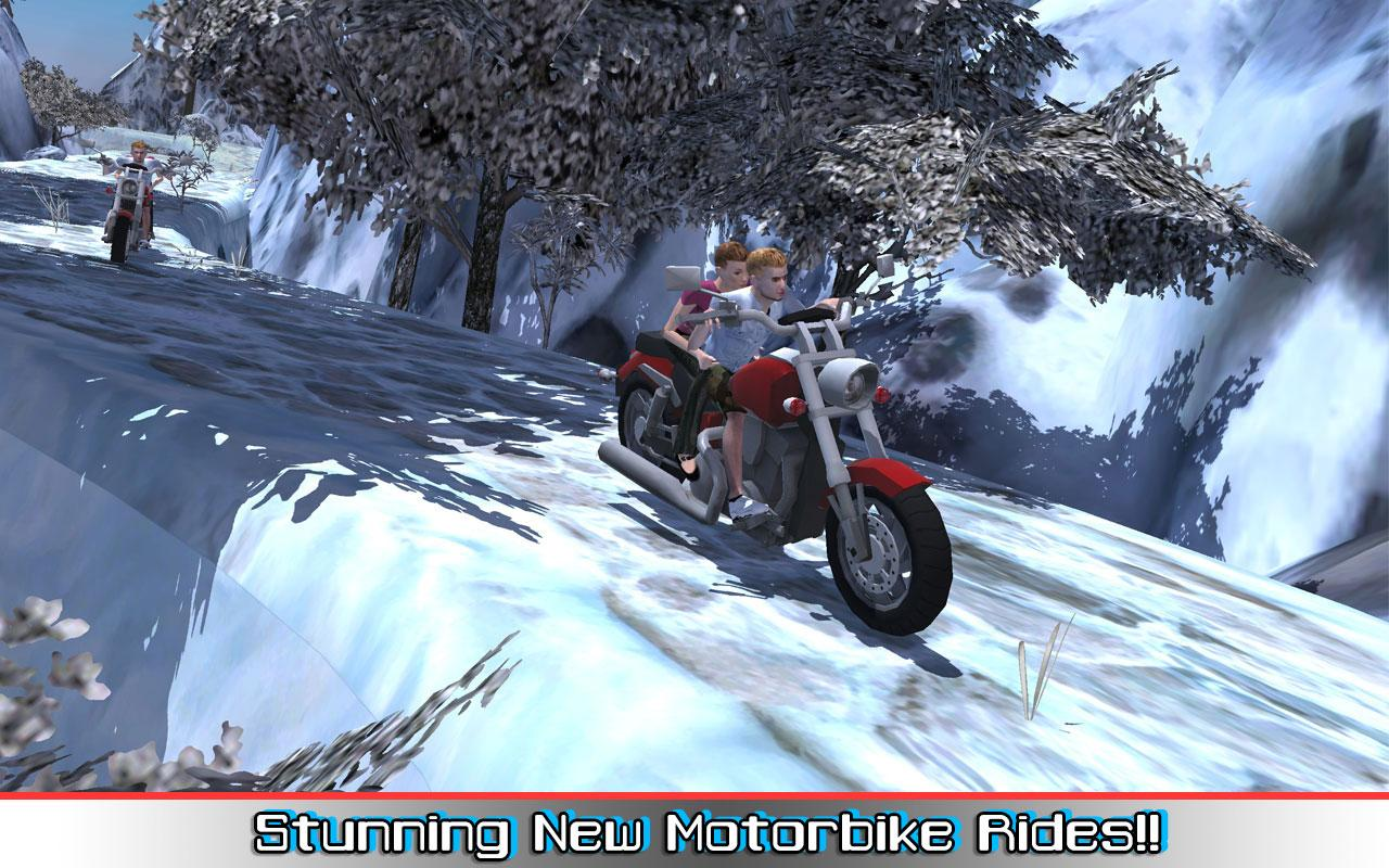 Hill Climber Moto Bike World 2 Screenshot 5