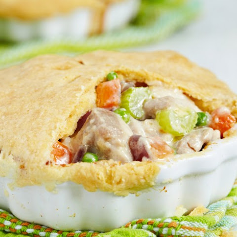 Turkey Leftover Pot Pie